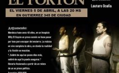 EL PORTÓN en SADOP Mendoza