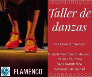 Lee más sobre el artículo Danza, flamenco y algo más