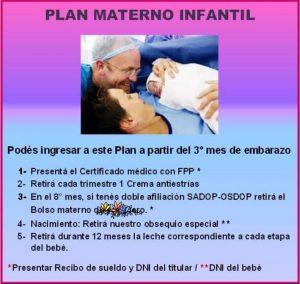 Lee más sobre el artículo Ingresá a nuestro Plan Materno
