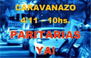 Lee más sobre el artículo PARITARIAS YA en Mendoza