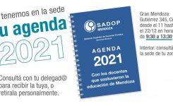 AGENDAS DOCENTES 2021