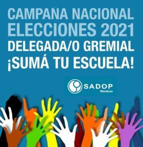 Lee más sobre el artículo Campaña nacional para elegir Delegada/o