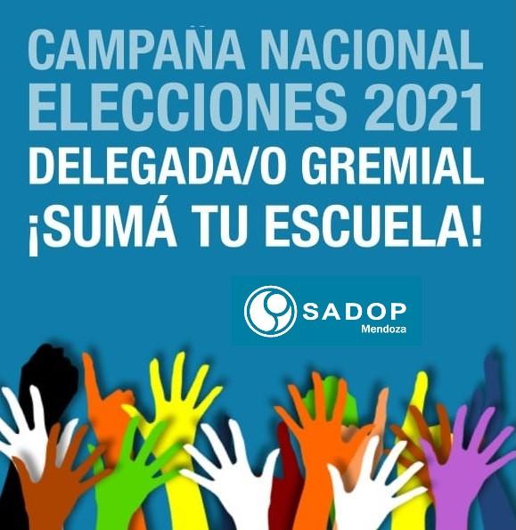 En este momento estás viendo Campaña nacional para elegir Delegada/o